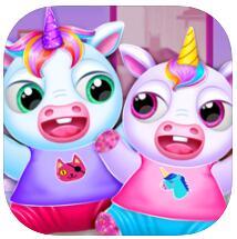 双胞胎宝宝独角兽日托 V1.0 苹果版