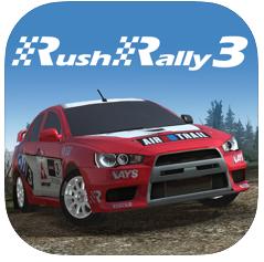 Rush Rally 3 V1.63 ios版