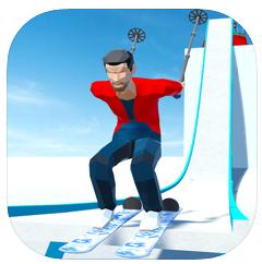 超级滑道滑雪特技 V1.0 苹果版