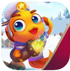 小鱼爱滑雪 V1.0 苹果版