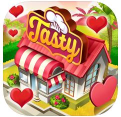 美味小镇(Tasty Town) V1.13.9 ios版