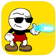 跑枪射击 V1.0 苹果版