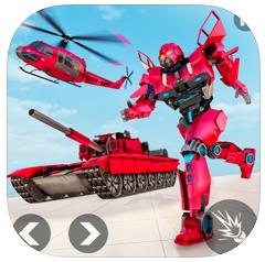直升机变换坦克战争 V1.0 苹果版