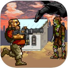 士兵枪手杀僵尸 V1.0 苹果版