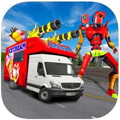 冰淇淋机器人货车交换 V1.0 苹果版