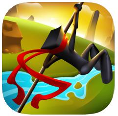 小人撑杆跳 V1.0 苹果版