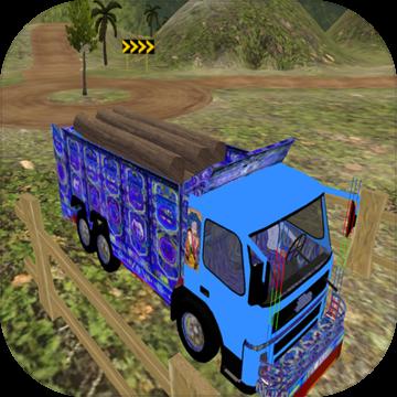 卡车野外运输模拟 V1.0 安卓版