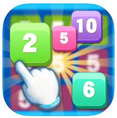 休闲竞技数字消除 V1.0 苹果版