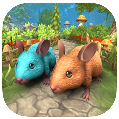 鼠标家庭生活模拟器 V1.0 苹果版