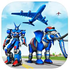 大象机器人运输游戏 V1.0 苹果版
