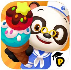 熊猫博士冰淇淋车2 V1.0 苹果版