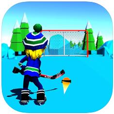 曲棍球射击技巧3D V1.0 苹果版