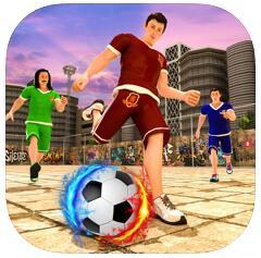 街头足球五人制足球 V1.0 苹果版
