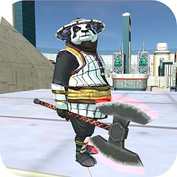 罪恶都市熊猫人 V1.0 破解版