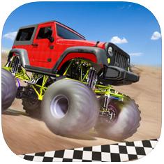怪物卡车关路竞速 V1.0 苹果版