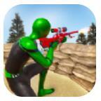 青蛙忍者英雄射击 V2.0.0 安卓版