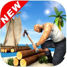 筏生存森林冒险 V1.0 苹果版