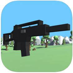 射击距离3D V1.0 苹果版