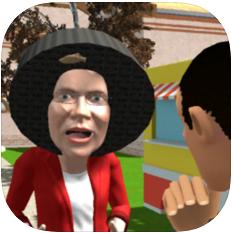 吓人的愤怒老师邻居 V1.0 苹果版