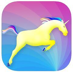 独角兽冲刺神奇的天空 V1.0 苹果版