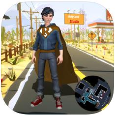 飞行超级男孩生存英雄 V1.0 苹果版