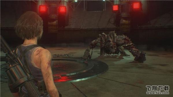 生化危机3重制版游戏图片16