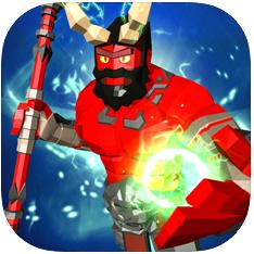 不可思议的红色超级英雄战士 V1.0 苹果版