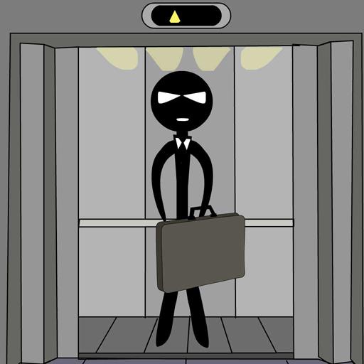 火柴人逃脱电梯2 V1.0 安卓版