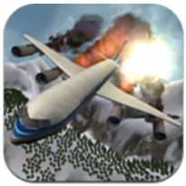 3D雪地飞机飞行模拟器 V1.02 安卓版