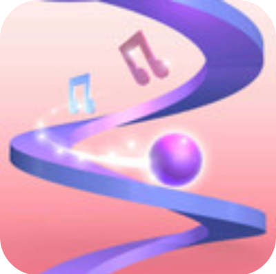 音乐螺旋球 V1.0 安卓版