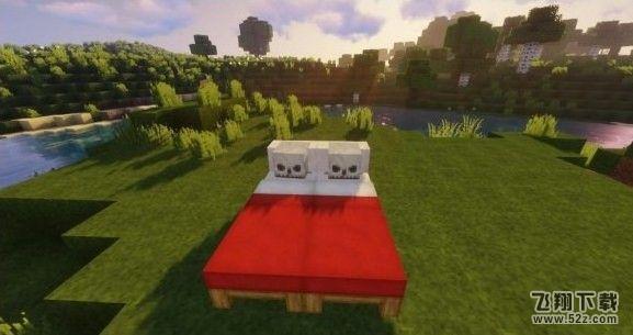 我的世界豪华床建造方法攻略