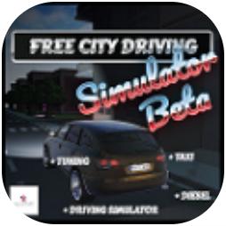 自由城驾驶模拟器 V1.0.1 安卓版