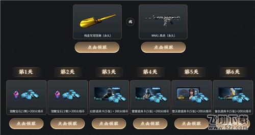 CF6.1超级军备活动