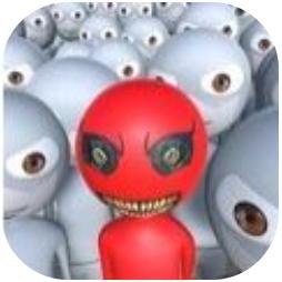 射击红色人 V1.0 安卓版
