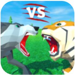 狼vs老虎生存模�M器 V1.5 安卓版