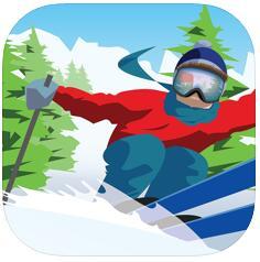 滑雪狂欢 V1.0 苹果版