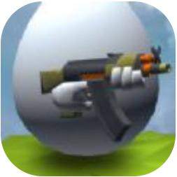 暴力蛋吃鸡大作战 V1.0 安卓版