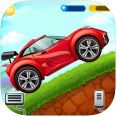 汽车上坡竞速 V1.0 苹果版