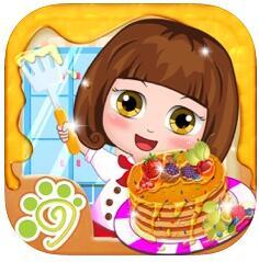 ��公主�W做蛋糕 V1.1 �O果版