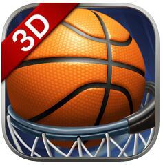 得分之星篮球比赛3D V1.0 苹果版