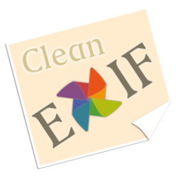 Clean EXIF V1.0 Mac版