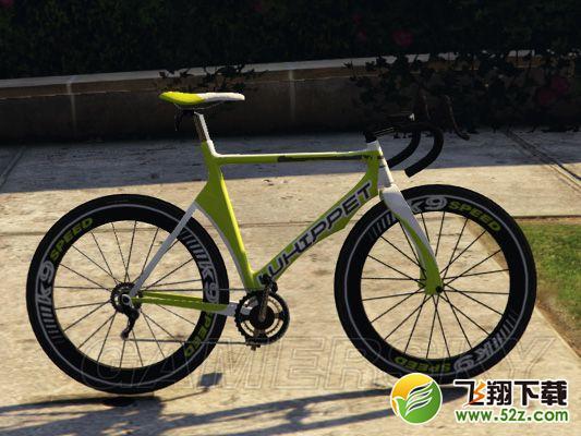 GTA5单车Whippet竞速车图鉴/原型一览