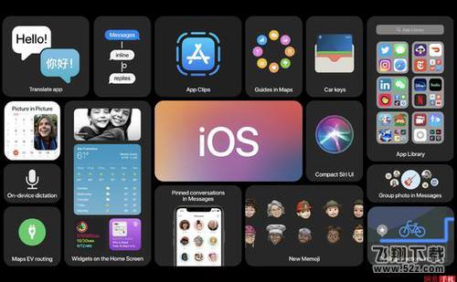 iOS14正式发布