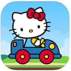 凯蒂猫赛车冒险 V1.1 苹果版