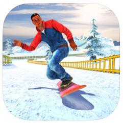 滑雪板滑雪比赛2020 V1.0 苹果版