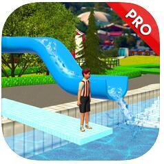 水上滑梯上坡赶 V1.0 苹果版