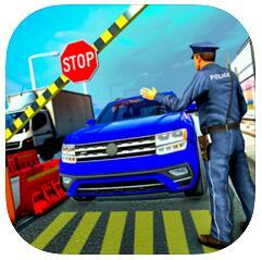 �防警察模�M器 V1.0 �O果版