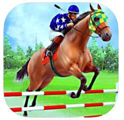 马竞速和跳跃的主 V1.0 苹果版