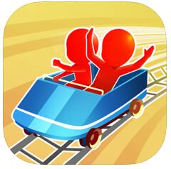 滚动过山车3D V1.0 苹果版