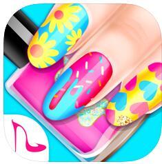 美甲涂色女生模拟器 V1.0 苹果版